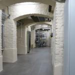 Datu centrs VERnet DC - telpas arhitektonika